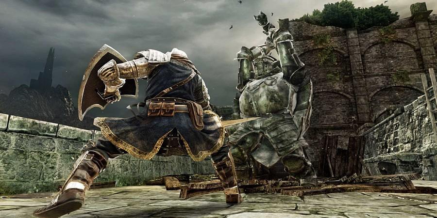game petualangan offline terbaik Dark Souls 2