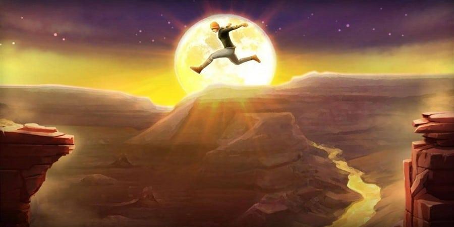 Game Petualangan Offline Terbaik Android Sky Dancer Run