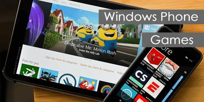 game windows phone terbaik