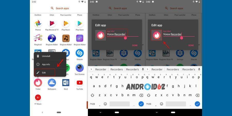 Cara menyembunyikan aplikasi di Android dengan Nova Launcher