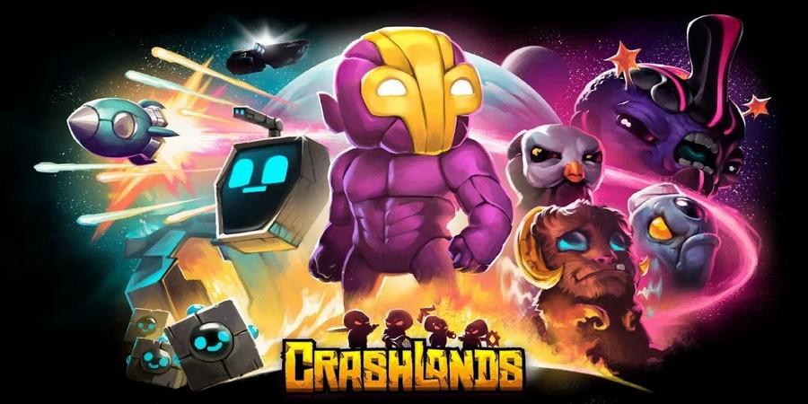 Game Offline Terbaik Android: Crashlands