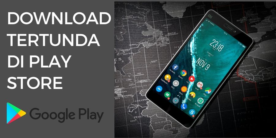 Download Tertunda di Play Store