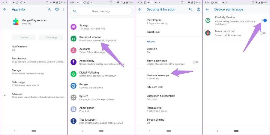 Cara Memperbarui Dan Cara Update Google Play Service Manual Di Hp