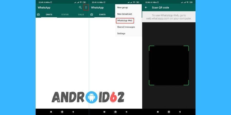 Cara Menggunakan WA Web (WhatsApp Web)